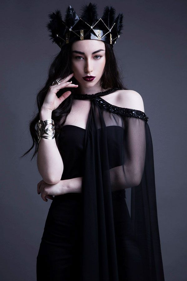 .Dark Queen. on Behance Photography. Mario Aragón. Model. Marygabby Bonilla @Wanted Model Management. Styling. Pol Moreno. Photo Assistant. Alan Maldonado. Makeup and Hair. Alana Melina