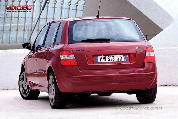 Fiat Stilo Abarth 2.4 20V