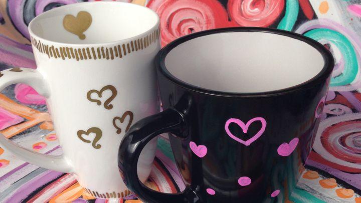 Bricolage: Une tasse pleine d'amour pour maman !   yoopa.ca
