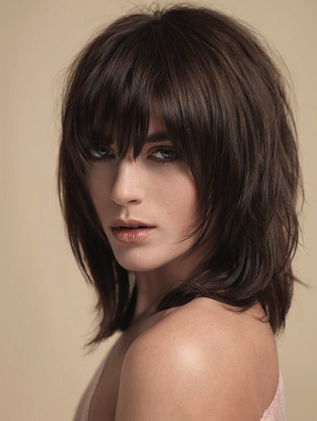 Ask a Hairstylist: How you can Give Straight, Brown Hair a New Look