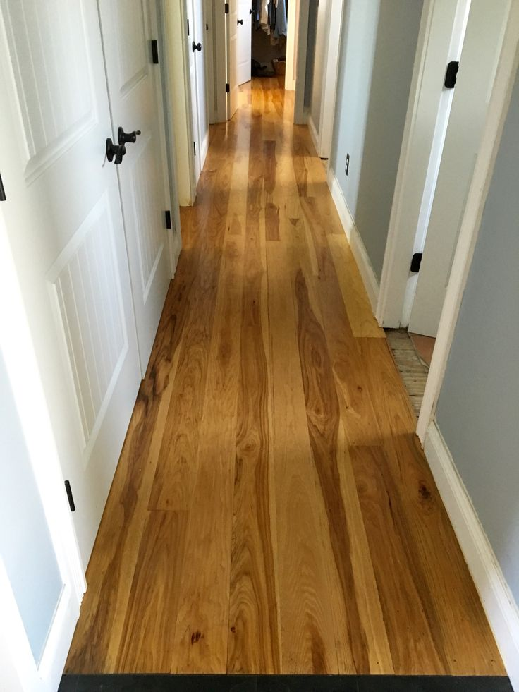 Hickory Floors.