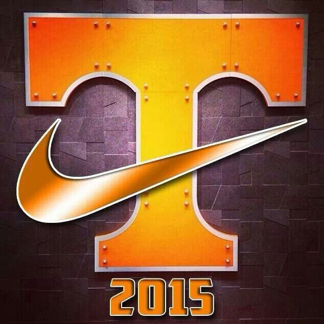 Tennessee volunteers switch to Nike in 2015. I hear that is going to be a BIG clearance sale on Addis! ~ Check this out too ~ RollTideWarEagle.com for sports stories, scores and college football tutorial that informs and entertains. #CFB #Collegefootball #Vols #UT