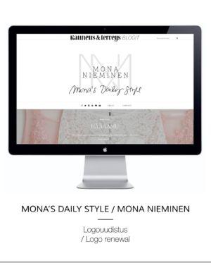 Graafikon portfolio: Annika Välimäki Graafinen suunnittelija / Mm. logosuunnittelu, visuaaliset ilmeet, brändivalokuvaus, kuvitus ja kalligrafia.