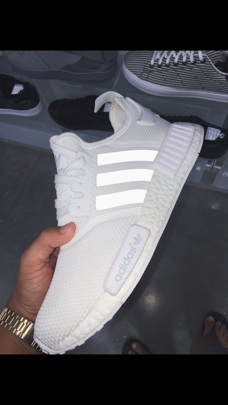There are 19 tips to buy these shoes: adidas adidas white sneakers low top  sneakers white adidas ultra boost ultra boost white sports casual nmd adidas  nmd ...