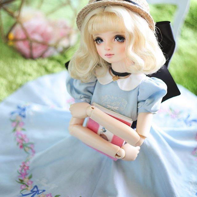 #doll #dollstagram #bjd #bjddoll #bjdphotography #dollphotography #volks #volksdoll