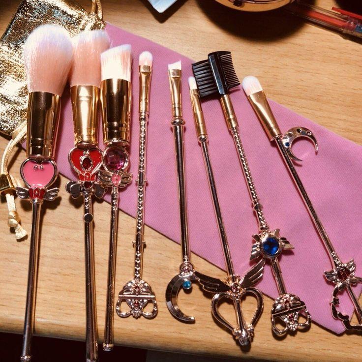 Sailor Moon Magical Staff MakeUp Brush Ver.2 SD01438