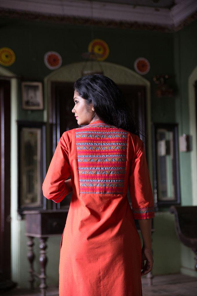 Thee` Theyyam Kurta