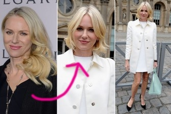 Adieu, lange Haare und her mit einem frühlingshaften Bob! Das dachte sich wohl Naomi Watts und trennte sich kurzerhand von ihrer blonden Mähne. Wo wir sie mit der neuen Frisur gesichtet haben und wie sie ihr steht, verraten wir hier.
