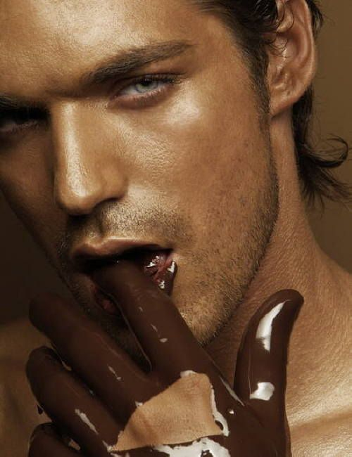 Matthias Streitwieser - Chocolate never looked so good.