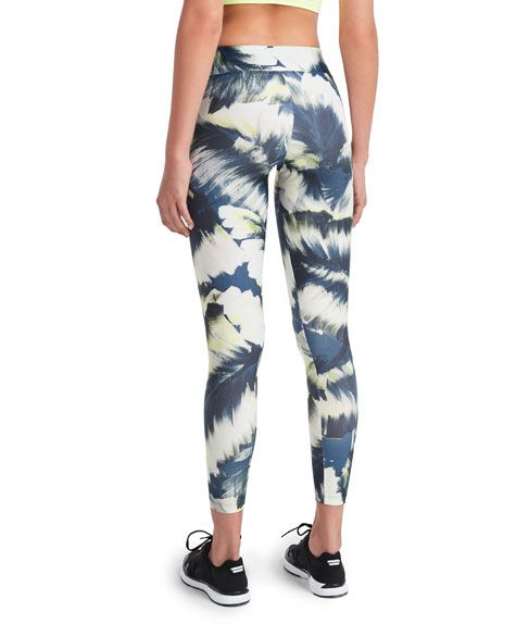 Palm tree leggings