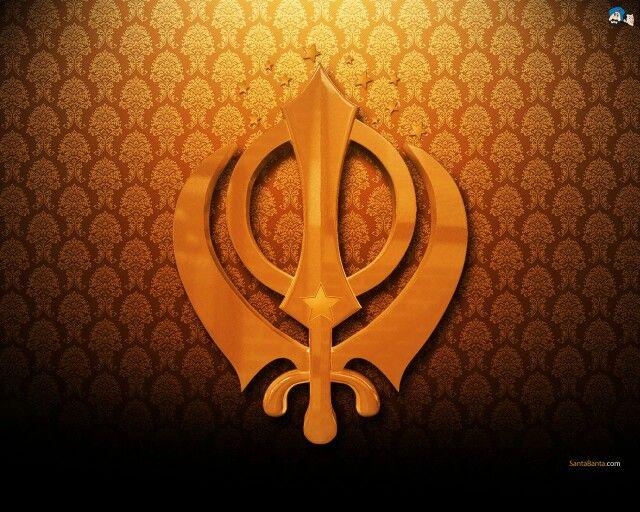 7 Best Khanda Images On Pinterest Icons Symbols And A Symbol