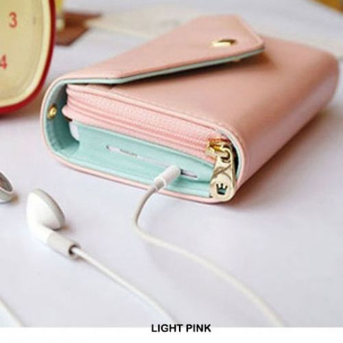Crown Smartphone Wallet Clutch - 7 Colors Available