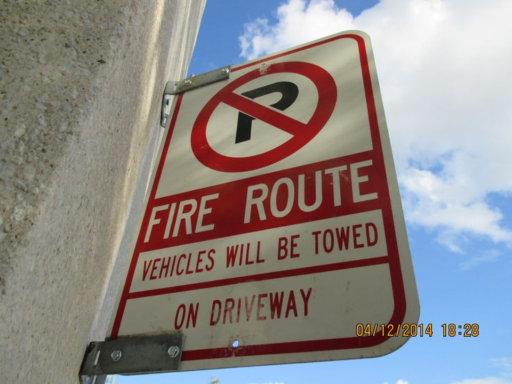 I thought these were where people run away from fires, not into them.