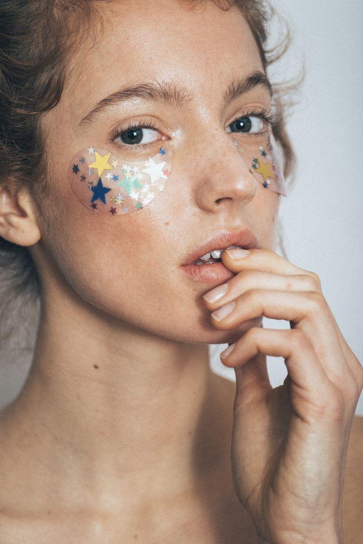 Nadine Claire Plekhoff / Makeup artist based in Paris (с
