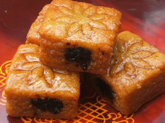 Algerian Sweets (my grandma's specialty)