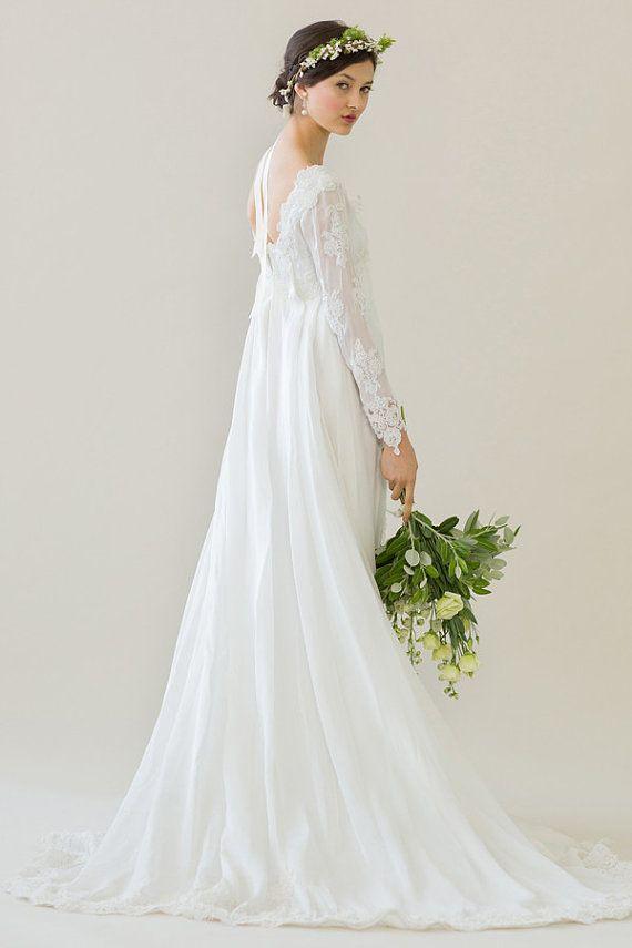 Original Vintage 60s Wedding Dress