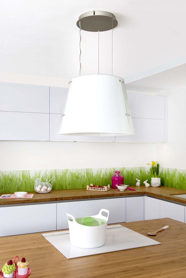 Reuilly on craque pour la cr dence personnalisable nos cuisines pinterest - Credence keuken wit ...