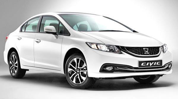 (2. Honda Civic Sedan) 2014 Best Compact New Cars Under $20000 - Top 5