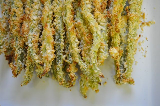 The Ginger Snap Girl: Katie's Green Chile Fries