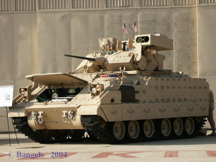 us army bradley fighting vehicle