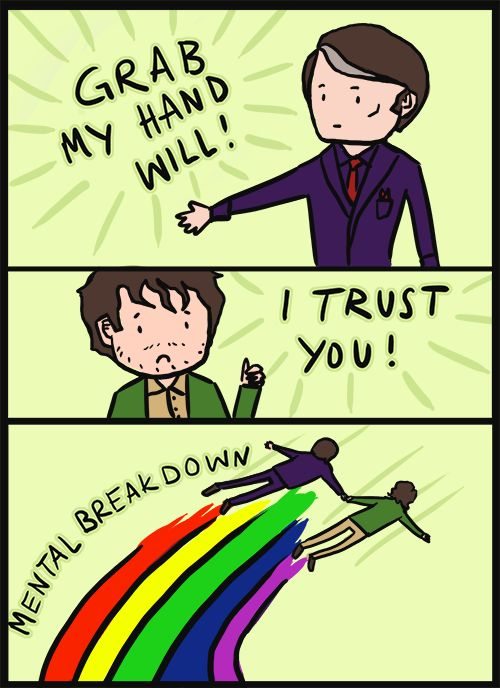 This Season on Hannibal by ~plushfox on deviantART