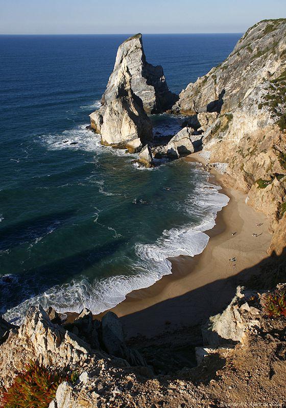 Rocky shore near Easterly Point, Daland