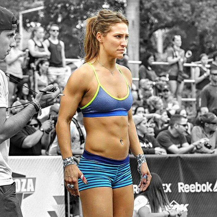 Pin by DNACanna on ARI FIT t Crossfit gym Bikini babes
