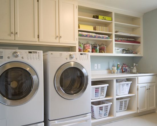 Laundry Room Design, Pictures, Remodel, Decor and Ideas - page 18