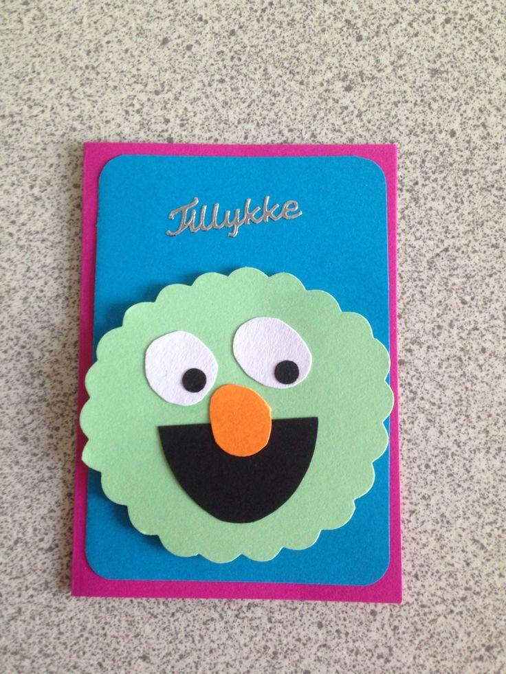 Fødselsdagskort til børn
