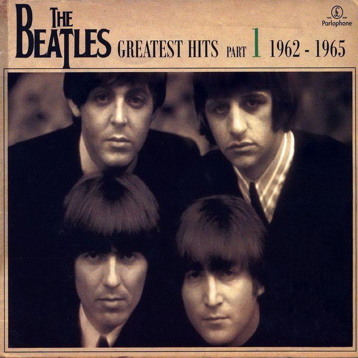 Car 225 Tula Cd2 De The Beatles Greatest Hits Part 1 1962