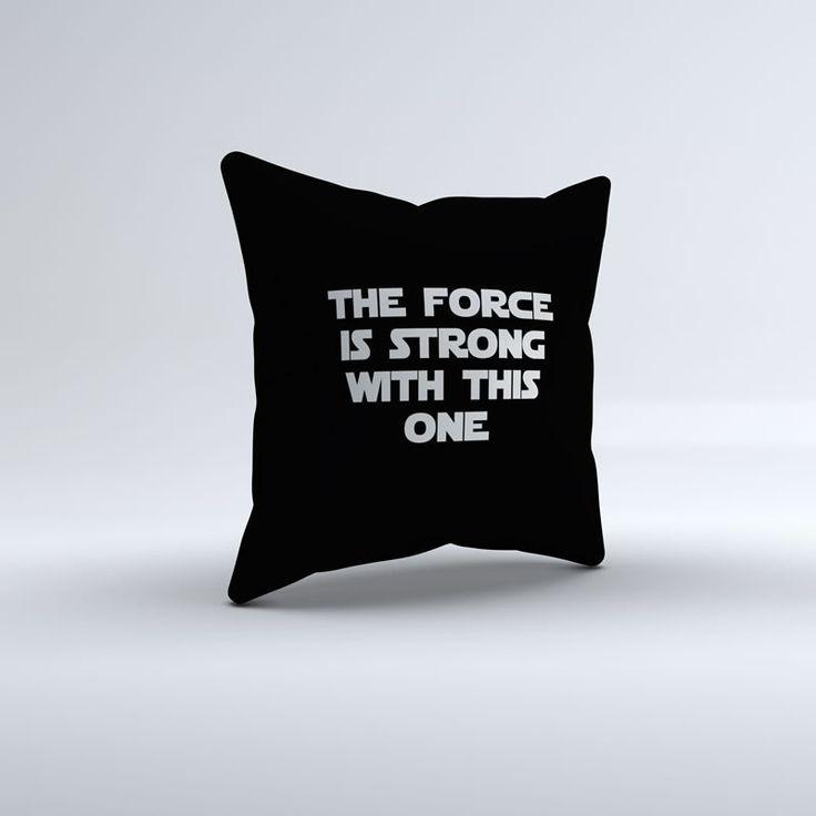 Black Star Wars Quote Throw Pillow & 63 best Star Wars Fandom images on Pinterest | Iron on transfer ... pillowsntoast.com