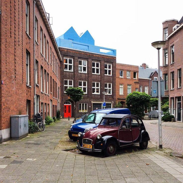 """Didden Village, MVRDV #rotterdam #mvrdv #bluehouse"""