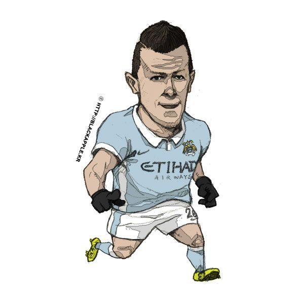 Manchester City No.26 Martin Demichelis Fan Art
