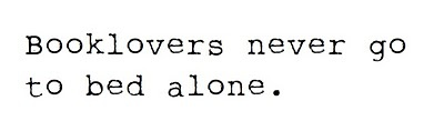 Booklovers are never alone ;-)