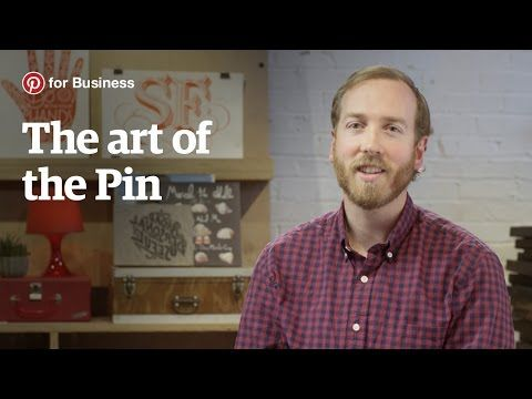 Art of the Pin - YouTube