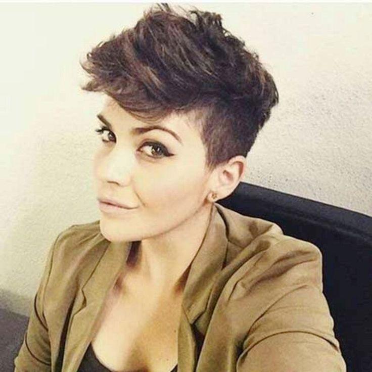 Favorite Pixie Hairstyles Ideas (204)…