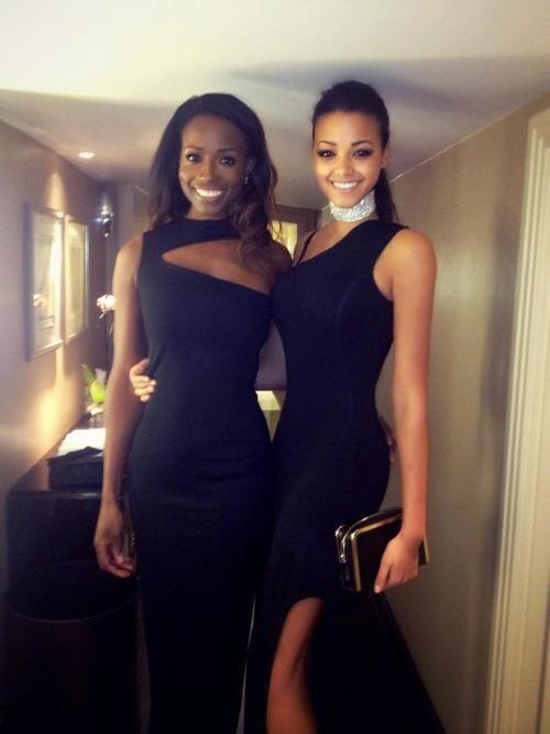 Opinion you tall black women porno share