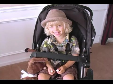 Baby Gizmo Review of the Guzzie + Guss 042 Stroller