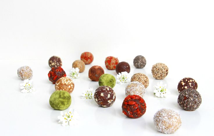 Les energy balls, c'est le genre de snack super gourmand, plutôt riche mais healthy quand même, sur…