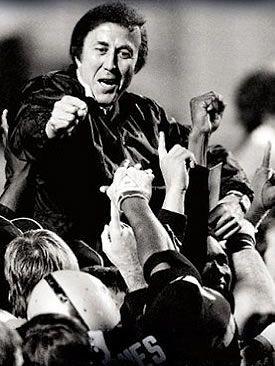 Raiders head coach Tom Flores was first minority to win Super Bowl