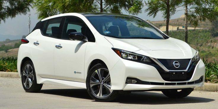Nissan leaf precio colombia