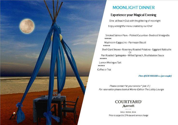 #dinner #marriott #courtyardbali #courtyardmarriottbali #courtyardnusadua