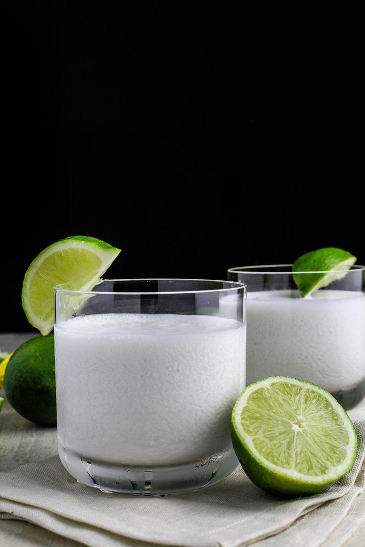 Colombian Limonada de Coco {Katie at the Kitchen Door}