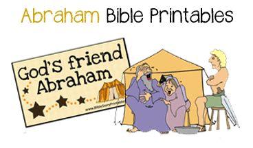 Abraham Bible Crafts & Printables#.VAvSz2cg9k8#.VAvSz2cg9k8