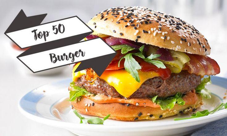 Top 50 Burger-Rezepte & Ideen für würzige Saucen