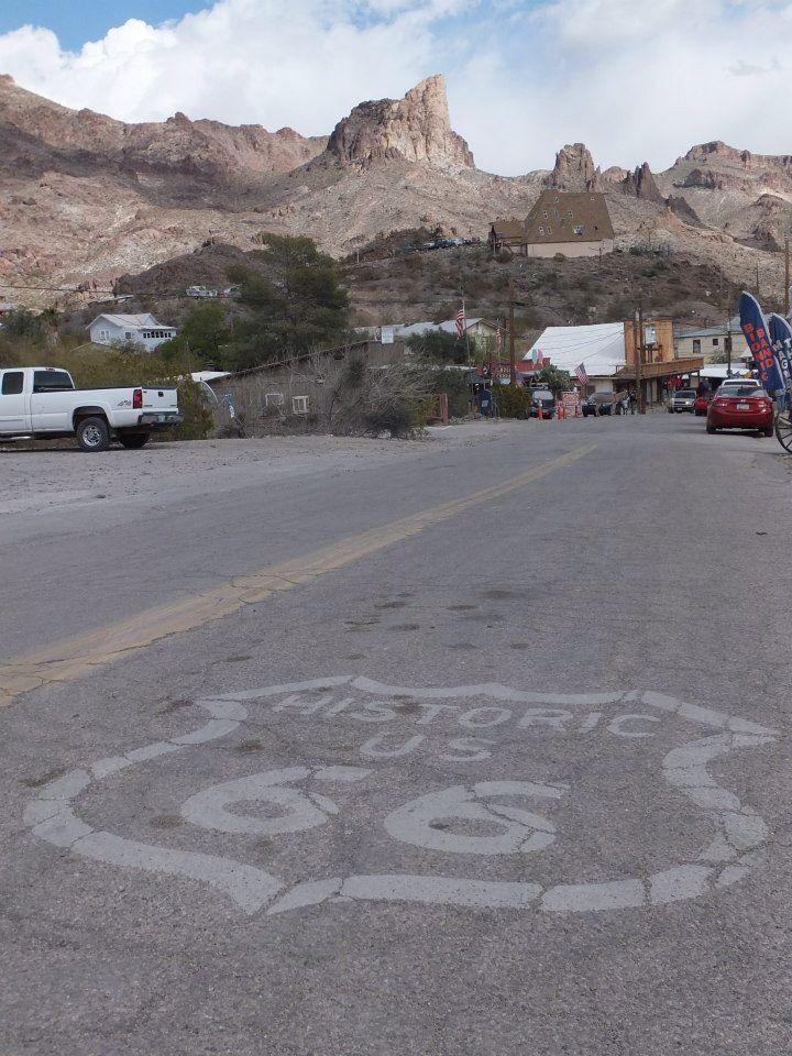 Route 66 Oatman Arizona 201 best