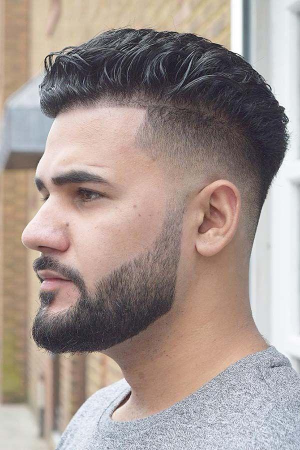 Fresh And Trendy Curly Undercut Ideas For Men Curly Undercut