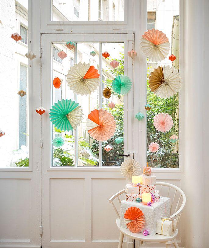 Pampilles et rosaces dans la boutique Adeline Klam