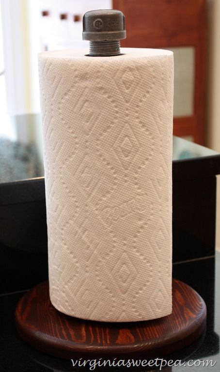 1000 Ideas About Paper Towel Holders On Pinterest Paper