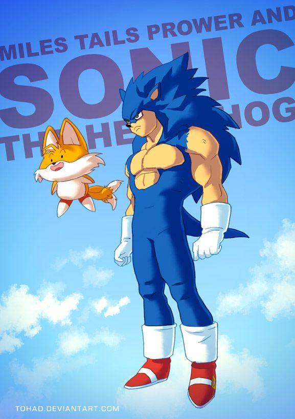 badass Sonic & Tales